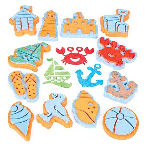 tampons-bord-de-mer-en-mousse-que-les-enfants-pourront-utiliser-pour-decorer-leurs-oeuvres-et-creati