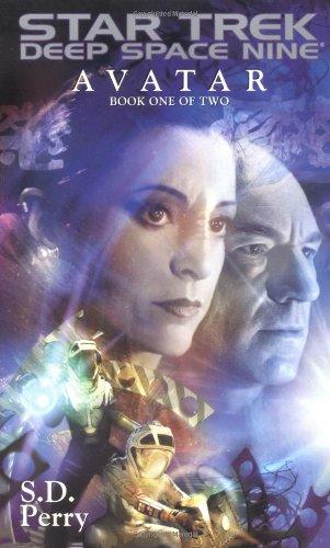 Cover of Avatar: Book 1 (Star Trek: Deep Space Nine)