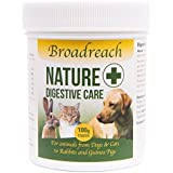 Digestive Support - Developed by Vets to help support Digestive Upsets in Dogs, Cats, Rabbits, Guinea Pigs of any age - can be sprinkled on food - can be used short or long term in 100g powder with scoop - manufactured to GMP standards