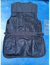 REID azul malla paja chaleco deportivo tiro al plato (XX grande)