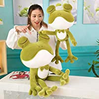 funny feng Frog Plush Toy, Soft Plush Pillow Doll, Girl Plush Toy, Lovely Unique Home Decoration Birthdays Weddings Festivals Gifts
