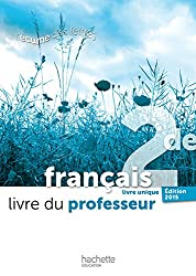 L'écume des lettres 2de - Livre du professeur - Edition 2015