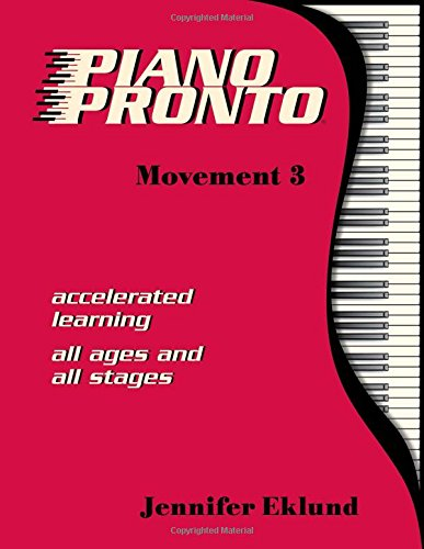 Piano Pronto - Movement 3 (Piano Pronto)