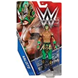 WWE Básico Serie 68 Figura De Acción - Kalisto Verde Atuendo 'Smackdown Directo'