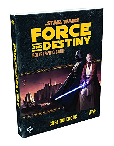 Star Wars Force and Destiny Roleplaying Games: Core Rulebook por Maxey Brooke