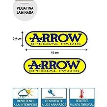 Pegatina Sticker ADESIVO AUFKLEBER Decals AUTOCOLLANTS Compatible con Arrow Special Parts Laminado Ref 1