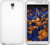 mumbi Schutzhülle für Samsung Galaxy Note 3 Neo Hülle transparent weiss