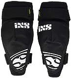 IXS Hack EVO Knee Guards Black XL Protecciones, Adultos Unisex, Negro