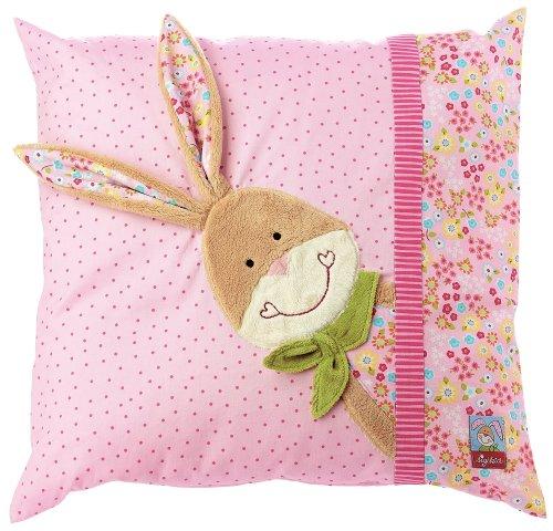 sigikid 40116 - Bungee Bunny Kissen (Bungee-baby)