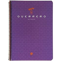 Guerrero 084342 - Cuaderno, doble raya, 40 hojas,