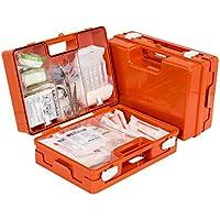 Erste-Hilfe-Koffer für den Bau (DIN 13157) - Speziell für Baustellen und Baustellenähnliche Einrichtungen preisvergleich bei billige-tabletten.eu