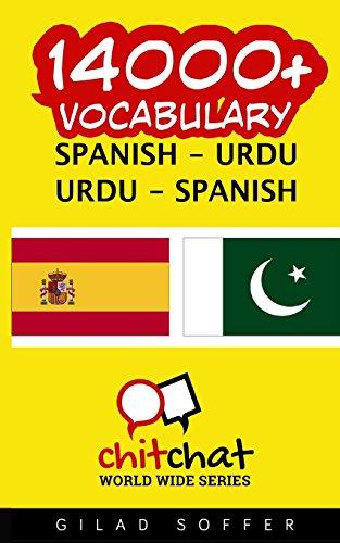 14000+ Spanish - Urdu Urdu - Spanish Vocabulary por Gilad Soffer