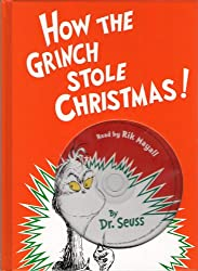 How The Grinch Stole Christmas! ... (Book with Audio CD)