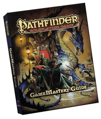 Pathfinder Roleplaying Game: GameMastery Guide Pocket Edition (Rpg Game Master)