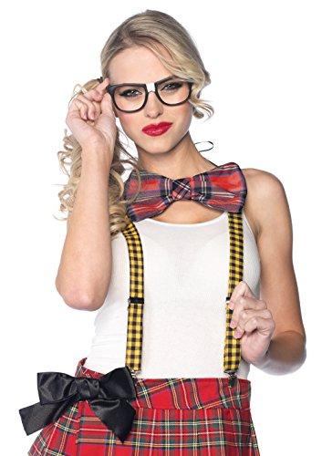 Leg Avenue A1930 - Nerd Kit - Nerd Kostüm Kit