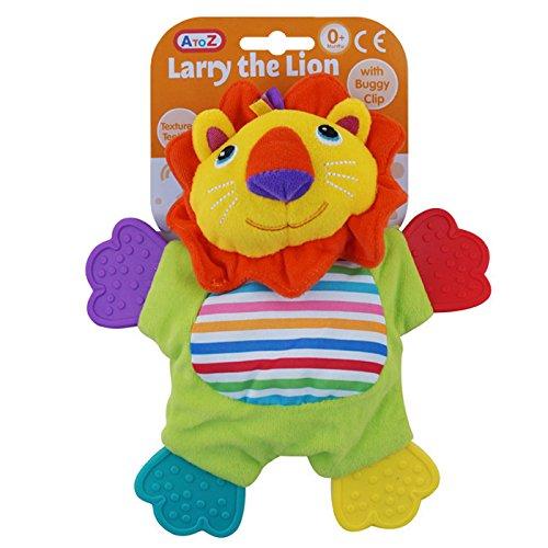 A bis Z Larry der Löwe Beißring Spielzeug (Larry Der Löwe)