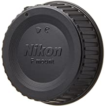 Nikon Lens Cap LF-4 - Tapa de objetivo, negro