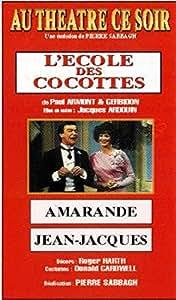 L'ecole des cocottes [VHS]