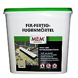 MEM Fix&Fertig Fugenmörtel, sand, keine Ameisen, keine Pfützen, kein Unkraut, 12,5 kg