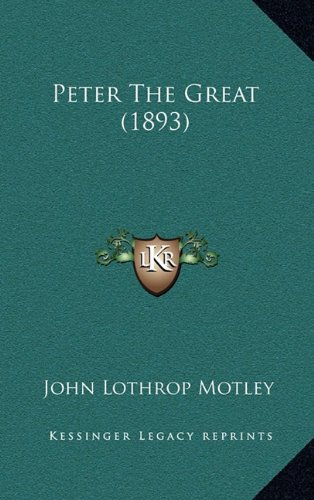 Peter the Great (1893)