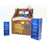 Geschenk-Set WeledaMan SILK | Zwei Produkte Weleda BIO 100% natürliche | Romantische Geschenk-Ideen für Männer, Lehrer, Husbands | Disponibile Verpackung fürVatertag!