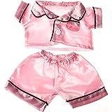 Pink Satin Pj\'s fits 8\