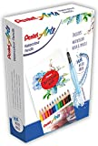 Pentel Arts–Stifte-Set, mehrfarbig