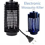 #10: Mini Home Mosquito Lamps Fly Killer No Radiation Eletronic Mosquito Catching Machine with Night lamp (Multi Colour)