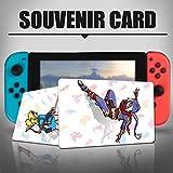 NFC Spiel Karten für The Legend of Zelda Breath of The Wild für Schalter/WII U–22Mini Karten mit Crystal Case Standard Cards