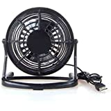 USB Mini Desktop Power PC Laptop Fan Desk Table MAC by BuyinCoins