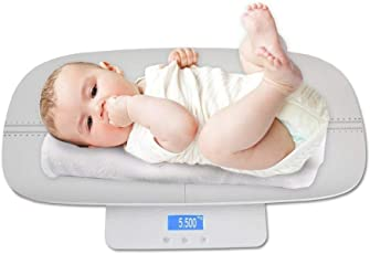Sevia's Electronic Digital New Born Baby Infant Pet Bathroom Weighing Scale 100 Kgs