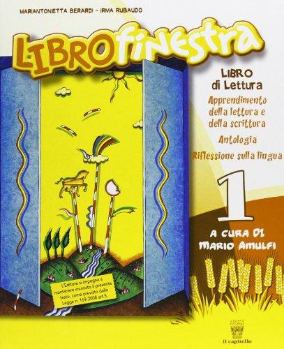 Librofinestra. Per la 1 classe elementare. Con espansione online
