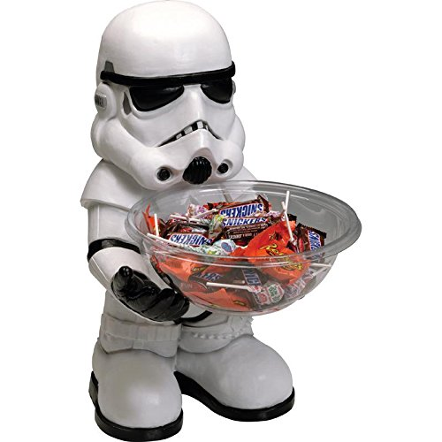 Rubies 368483 - Stormtrooper Candy Bowl Holder