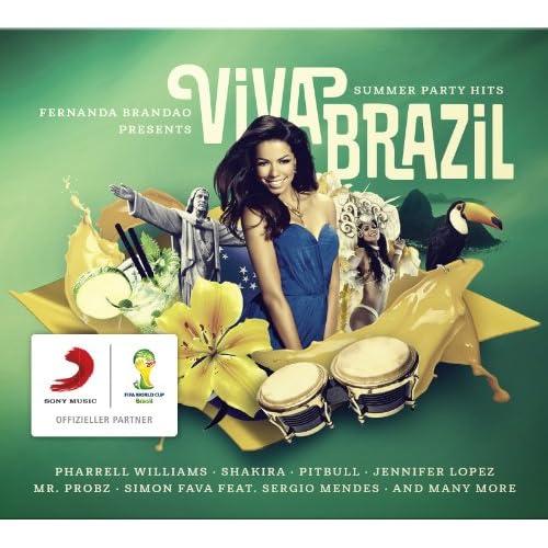 Viva Brazil - Summer Party Hits
