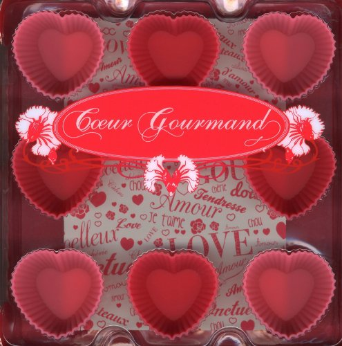 Coeurs Gourmands - coffret par Collectif
