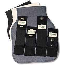 Alargador de cintura para embarazadas. Adapta tu ropa de siempre a ropa para embarazo y premama .Extensible para pantalon y falda de botones y hebillas