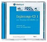 Die Predigt-CD-ROM 2.0, Erg�nzungs-CD, 1 CD-ROM1000 Kasual-, Lied-, Themen- und Sonntagspredigten. F�r Windows ab 98 (auch Vista Bild