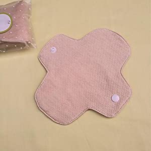 GUO Organic Cotton Soft And Washable Pad Sanitary Napkin 180MM Daily Use Of Menstrual Pad