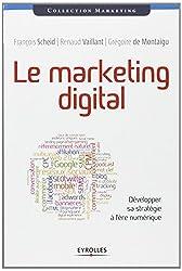 Le marketing digital. Développer sa stratégie à l'ère numérique.