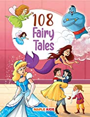 108 Fairy Tales (Illustrated) for children