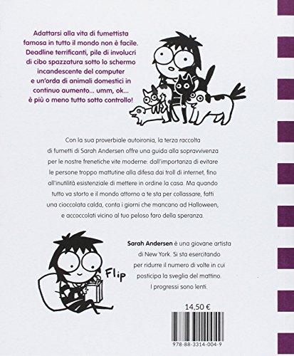 scaricare ebook gratis Tutto sotto controllo. Sarah's Scribbles: 3 PDF Epub