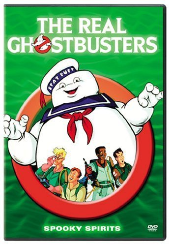 The Real Ghostbusters - Spooky Spirits by Sony Pictures Home Entertainment