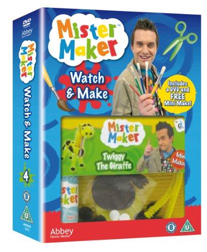 Watch & Make 4 (with free Mini Make Gift)