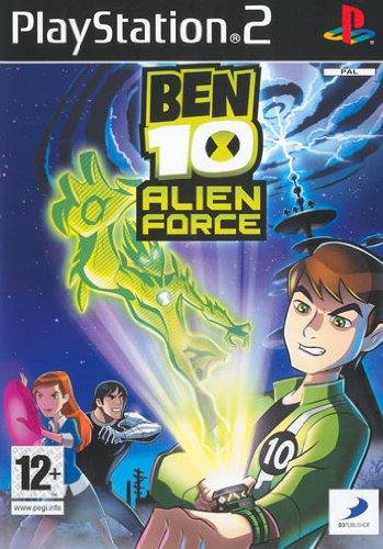 Ben 10: Alien Force [UK Import] (Ben 10 Alien Force Ps2)