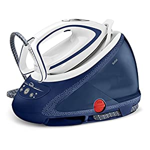 Tefal GV9580 Pro Express Ultimate High Pressure Steam Generator Iron, 2600 W, Blue