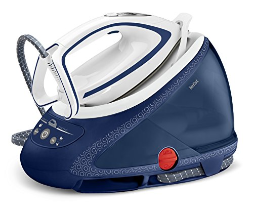 Tefal GV9580 Pro Express Ultimate High Pressure Steam Generator Iron, 2600 W, Blue Best Price and Cheapest