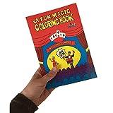 Libro de colorear mágico de 3 vías: fácil de salir a la calle - Best Reviews Guide