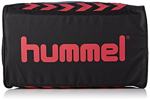 Hummel Erwachsene Sporttasche Authentic Dark Slate/Virtual Pink