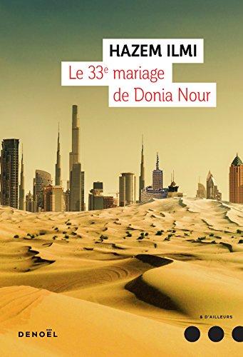 Le 33è mariage de Donia Nour