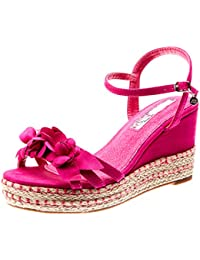 Amazon esFucsia Para 36 Zapatos ZapatosY Mujer BxEoedWrQC